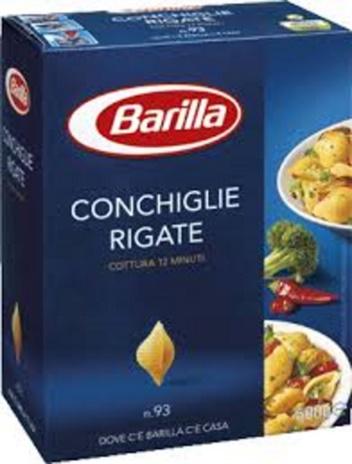 CONCHIGLIE RIGATE N.93 30x0,50