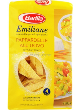 PAPPARDELLE UOVO N.176 20x0,25