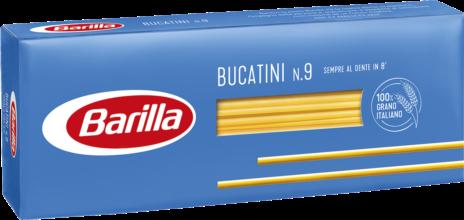 BUCATINI BARILLA N.9 24x0,500