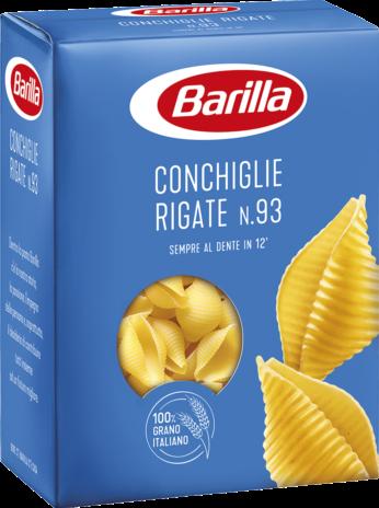 CONCHIGLIE RIGATE N.93 30x0,500