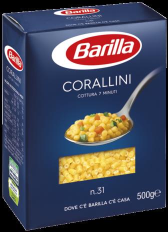 CORALLINI BARILLA N.31 24x0,50