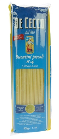 BUCATINI PICCOLI 24x0,500