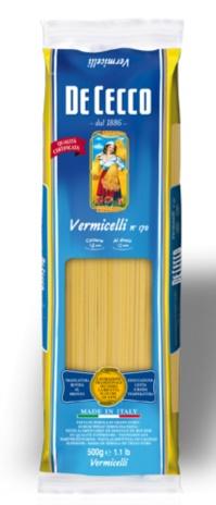 VERMICELLI DE CECCO  24x0,500