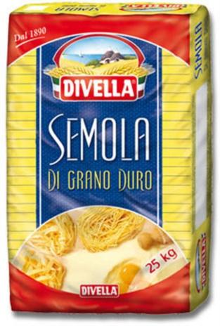 SEMOLA GRANO DURO KG.25