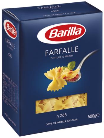 FARFALLE BARILLA N.65 30x0,500