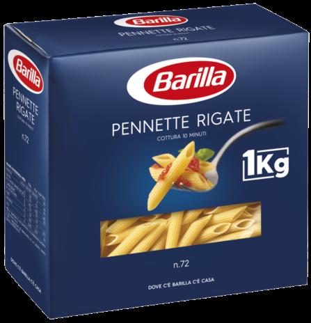 PENNETTE RIGATE N.72 Kg.1x15