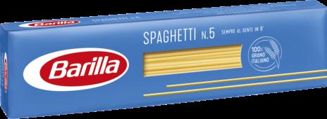 SPAGHETTI BARILLA N.5 35x0,500