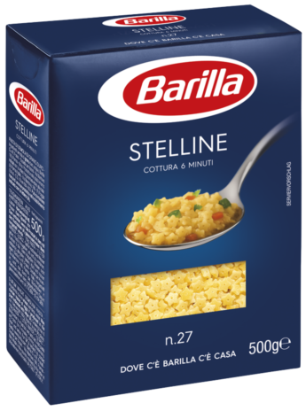 STELLINE BARILLA N.27 24x0,500