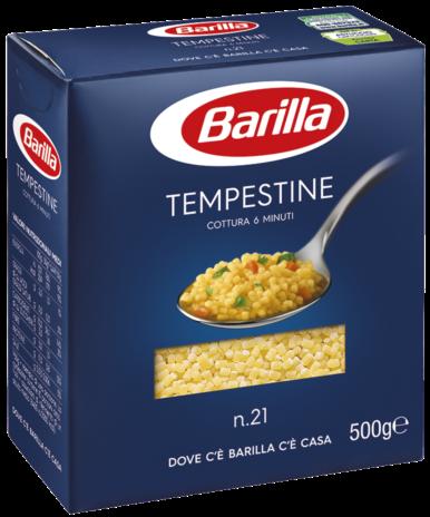 TEMPESTINE BARILLA N.21 24x0,5