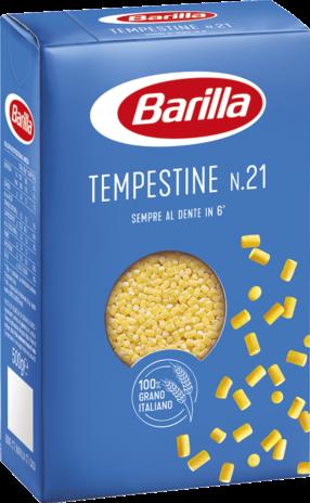 TEMPESTINE BARILLA N.21 24x0,500