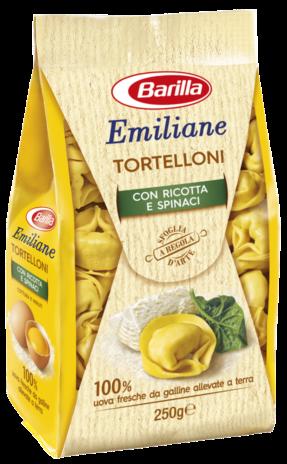 TORTELLONI RIC+SPINACI 10x0,250